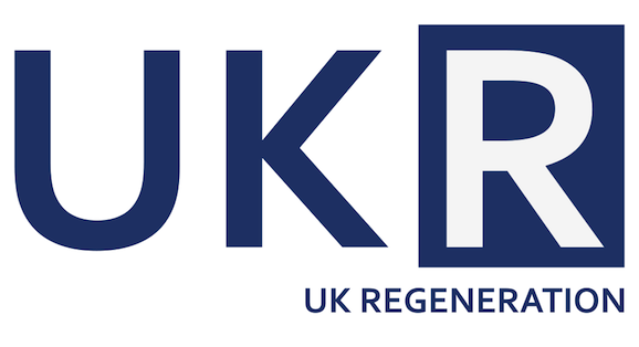 Logo for UK Regeneration